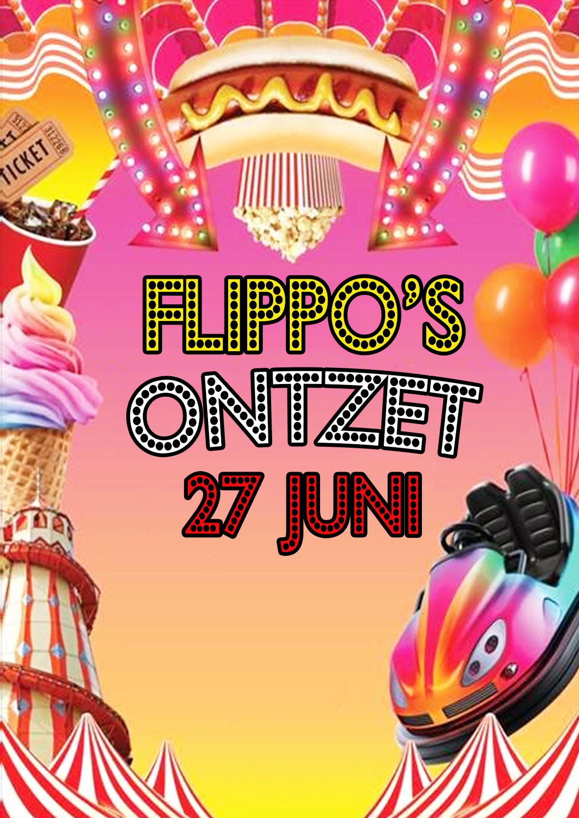 Flippofeest editie 2020: Flippo's ontzet - 27 juni 2020